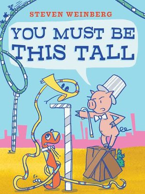 cover image of You Must Be This Tall