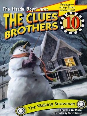 cover image of The Walking Snowman