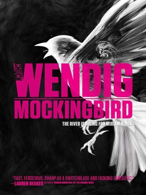 cover image of Mockingbird