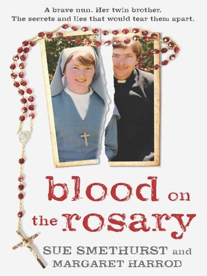 cover image of Blood on the Rosary (Ebook)
