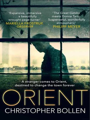 cover image of Orient