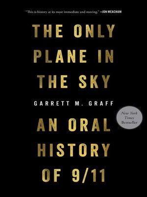 cover image of The Only Plane in the Sky