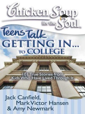 cover image of Teens Talk Getting In... to College