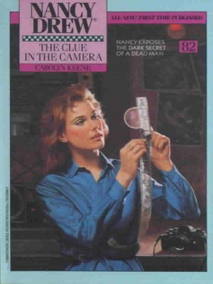 cover image of The Clue in the Camera