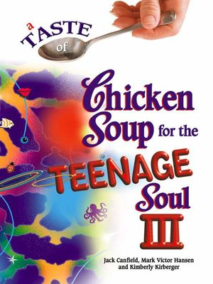 cover image of A Taste of Chicken Soup for the Teenage Soul III