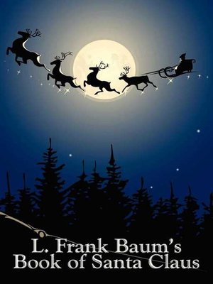 cover image of L. Frank Baum's Book of Santa Claus