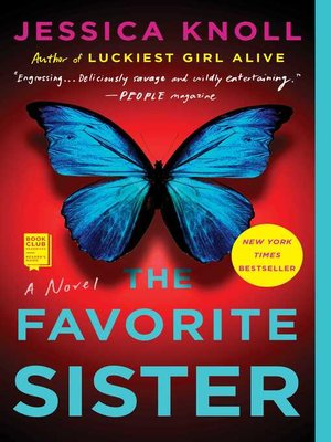 cover image of The Favorite Sister