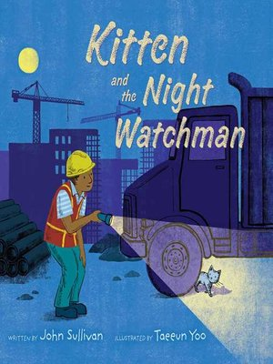 cover image of Kitten and the Night Watchman