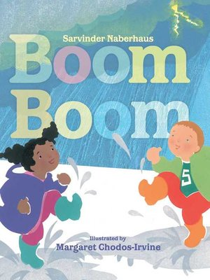 cover image of Boom Boom