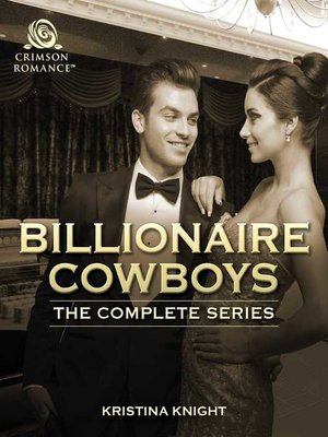 cover image of Billionaire Cowboys