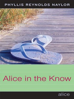 cover image of Alice in the Know