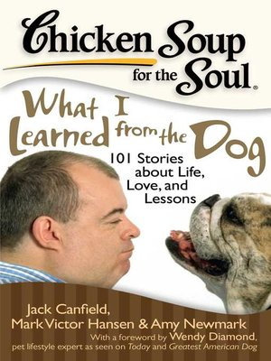 cover image of What I Learned from the Dog
