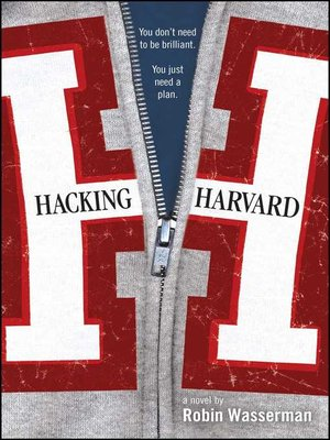 cover image of Hacking Harvard