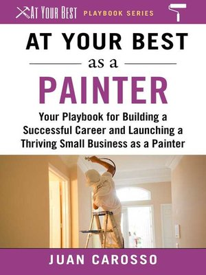 cover image of At Your Best as a Painter