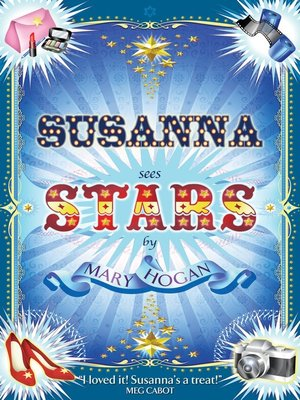 cover image of Susanna Sees Stars
