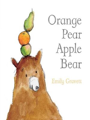 cover image of Orange Pear Apple Bear