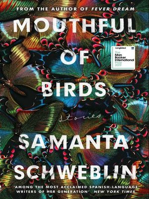 cover image of Mouthful of Birds