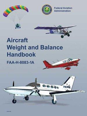cover image of Aircraft Weight and Balance Handbook