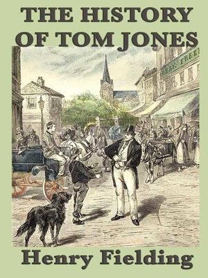 cover image of The History of Tom Jones