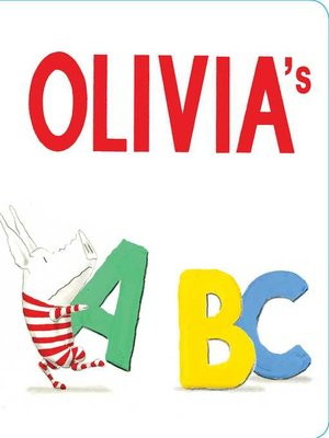 cover image of Olivia's ABC