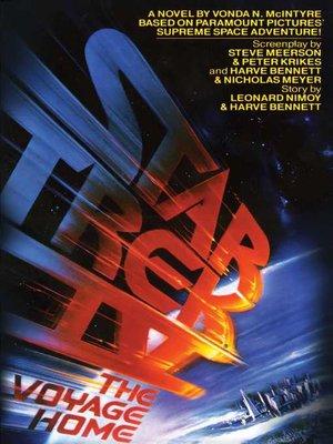 cover image of Star Trek IV