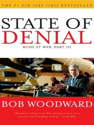 cover image of State of Denial