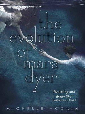 cover image of The Evolution of Mara Dyer
