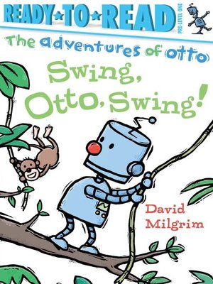 cover image of Swing, Otto, Swing!