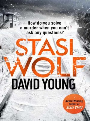 cover image of Stasi Wolf