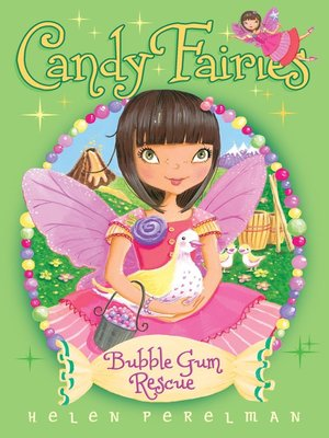cover image of Bubble Gum Rescue