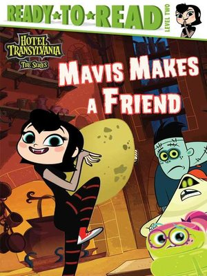 cover image of Mavis Makes a Friend