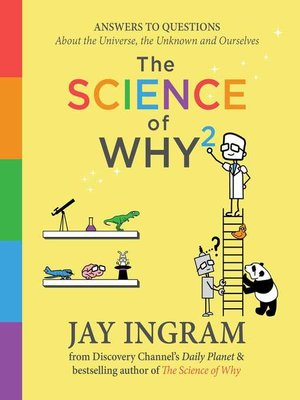 cover image of The Science of Why 2