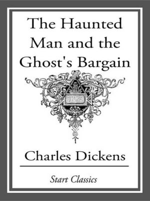 cover image of The Haunted Man and the Ghost's Barga
