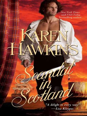 cover image of Scandal in Scotland