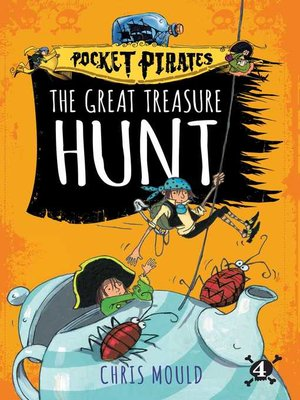 cover image of The Great Treasure Hunt