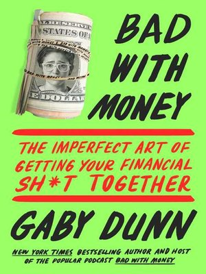 cover image of Bad with Money