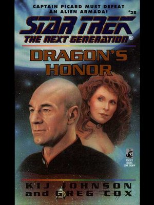 cover image of Dragon's Honor