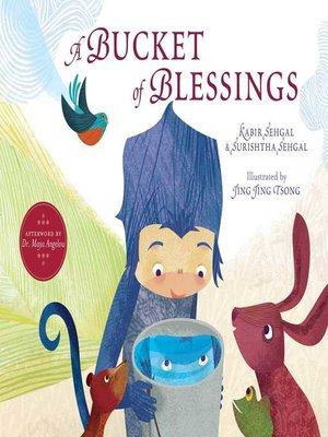 cover image of A Bucket of Blessings