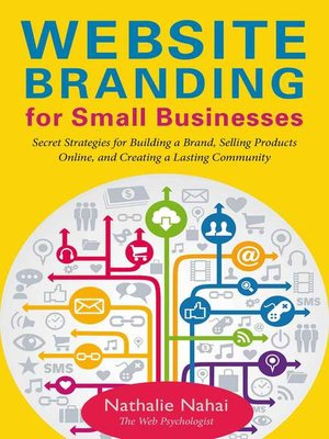 cover image of Website Branding for Small Businesses