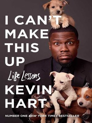 cover image of I Can't Make This Up