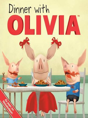 cover image of Dinner with Olivia
