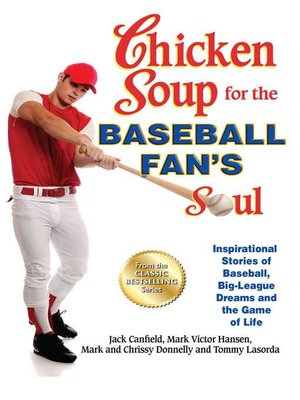 cover image of Chicken Soup for the Baseball Fan's Soul