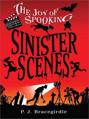 cover image of Sinister Scenes