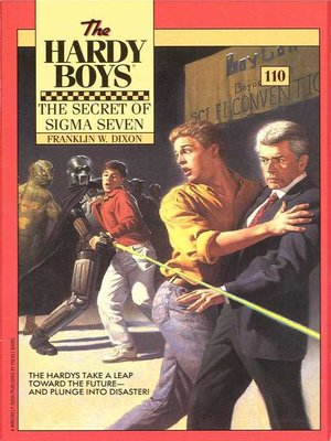 cover image of The Secret of Sigma Seven