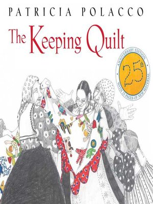 cover image of The Keeping Quilt