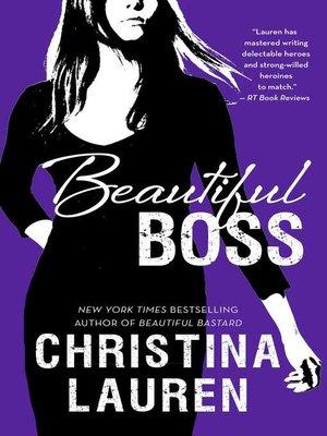 cover image of Beautiful Boss