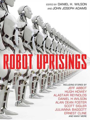 cover image of Robot Uprisings