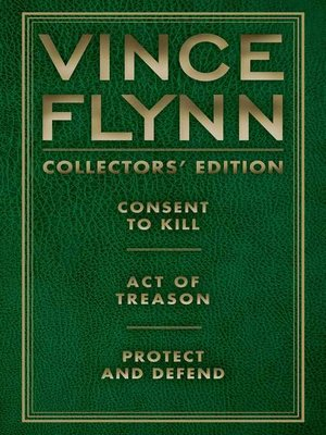 cover image of Vince Flynn Collectors' Edition #3