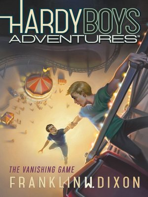 cover image of The Vanishing Game