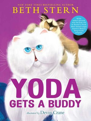 cover image of Yoda Gets a Buddy